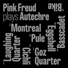 Pink Freud Plays Autechre Pink Freud