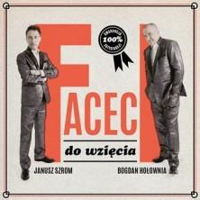 Faceci do wzięcia Bogdan Hołownia, Janusz Szrom