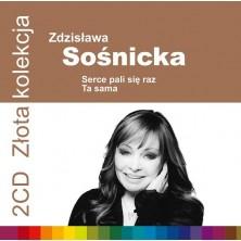 Złota Kolekcja Vol. 1 and Vol. 2 Serce pali się teraz, Ta sama Zdzisława Sośnicka