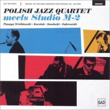 Meets Studio M2 Polish Jazz Quartet
