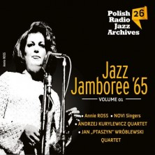 Polish Radio Jazz Archives 26 Jazz Jamboree 1965 vol 1   Polish Radio Jazz Archives 26