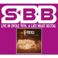 SBB Live In Opole 1976. A Late Night Recital SBB