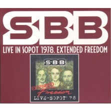 SBB Live in Sopot 1978. Extended Freedom SBB