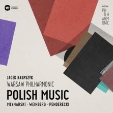 Polish Music - Młynarski, Weinberg, Penderecki Warsaw Philharmonic Krzysztof Penderecki, Mieczysław Weinberg, Emil Młynarski, Warsaw Philharmonic, Jacek Kasprzyk