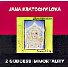 Z Goddess - Immortality Jana Kratochvilova