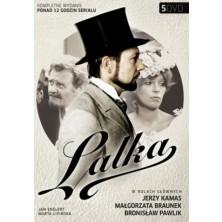 Doll Lalka Ryszard Ber Box 5 DVD