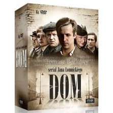 House Jan Łomnicki Dom Box 6 DVD