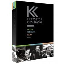 Camera Buff, Scar, Blind Chance Krzysztof Kieślowski