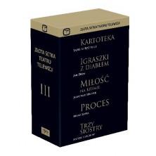 The Best of Polish Television Theatre Złota Setka Teatru Telewizji Box 5 DVD