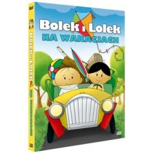 Benny and Lenny on Vacation Bolek i Lolek na wakacjach