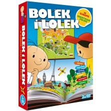 Benny and Lenny in Europe Bolek i Lolek Odkrywaja Polske Bolek i Lolek w Europie / Bolek i Lolek odkrywają Polskę