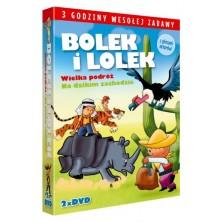 Benny and Lenny in the Wild West Bolek i Lolek Na Dzikim Zachodzie / Wielka podróż Bolka i Lolka