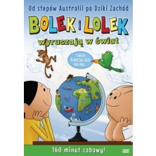 Benny and Lenny travel the world Bolek i Lolek wyruszają w świat