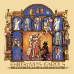 Christmas Carols. Przy stole wigilijnym