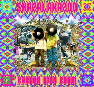 Shazalakazoo Karton City Boom