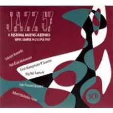 II Festiwal Muzyki Jazzowej JAZZ 57 - Sopot, Gdańsk, 14-21 lipca 1957 Sampler