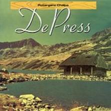 Potargano chałpa De Press