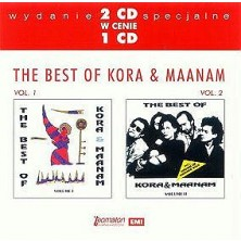The Best Of Kora & Maanam vol. 1 & 2 Kora & Maanam