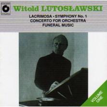 Witold Lutosławski Vol. 1 Witold Lutosławski
