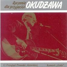 Życzenia dla przyjaciół Bulat Okudzhava