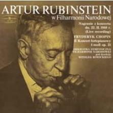 Rubinstein Artur Fryderyk Chopin