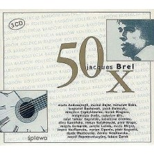 50 x Jacques Brel Sampler