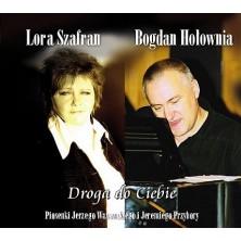 Droga do Ciebie - Piosenki Przybory i Wasowskiego Lora Szafran, Bogdan Hołownia