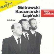 Złota kolekcja: Pokolenie Przemysław Gintrowski, Jacek Kaczmarski, Zbigniew Łapiński