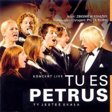 Tu Es Petrus - Ty jesteś skałą Piotr Rubik