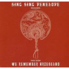 We Remember Krzesełko Sing sing penelope