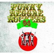 Punky Reggae Rockers 4 Sampler