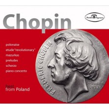 Chopin Best From Poland Fryderyk Chopin