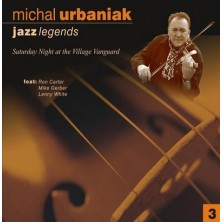 Jazz Legends III Michał Urbaniak Michael Urbaniak