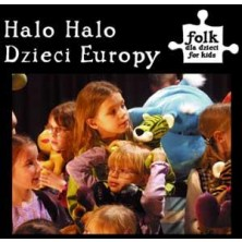 Halo Halo Dzieci Europy Dzieci z Brodą, Joszko Broda