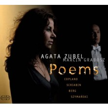 Poems Agata Zubel, Marcin Grabosz Aaron Copland Paweł Szymański