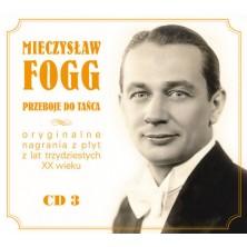 Mieczysław Fogg - Przeboje do tańca Mieczysław Fogg