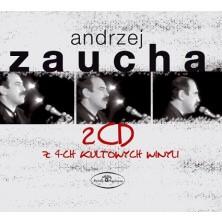 2 CD z 4-ech kultowych winyli Andrzej Zaucha