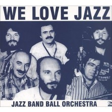 We Love Jazz Jazz Band Ball Orchestra