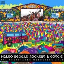 Maleo Raggae Rockers& Goście, XVI Przystanek Woodstock 2010 Maleo Reggae Rockers & goście