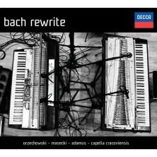Bach Rewrite Piotr Orzechowski, Marcin Masecki, Jan Tomasz Adamus, Capella Cracoviensis