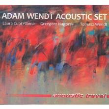 Acoustic travel Adam Wendt Acoustic Set