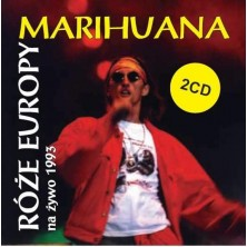 Marihuana Róże Europy