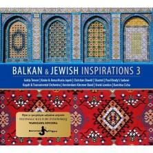 Balkan and Jewish Inspirations 3 Sampler