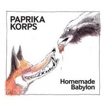 Homemade Babylon Paprika Korps