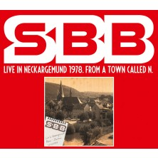 SBB Live In Neckargemund 1978. From A Town Called SBB
