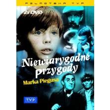 Niewiarygodne przygody Marka Piegusa Mieczysław Waśkowski