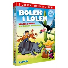 Bolek und Lolek im Wilden Westen Große Reise von Bolek und Lolek Bolek i Lolek Na Dzikim Zachodzie / Wielka podróż Bolka i Lolka