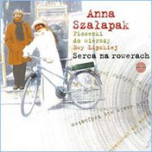 Serca na rowerach Anna Szałapak