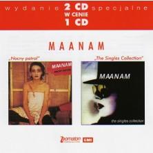 Nocny patrol / The singles collection Maanam