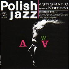Astigmatic (polish jazz vol. 5) Krzysztof Komeda Quintet